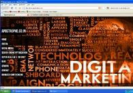A great web design by apostrophe, Chennai, India: