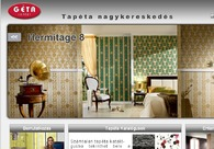A great web design by Lomidi Software, Budapest, Hungary: