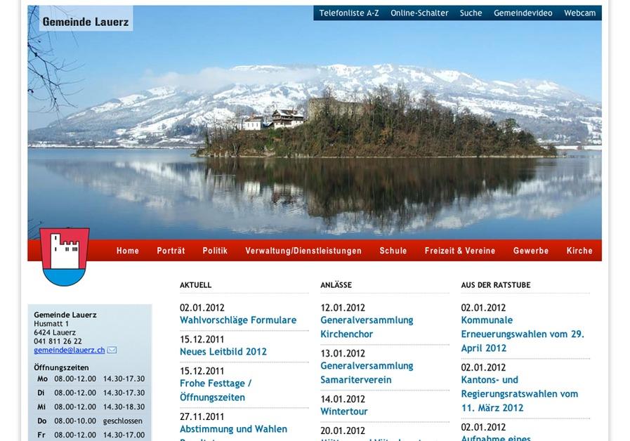 A great web design by NUMEDIA WEBDESIGN, Zurich, Switzerland:
