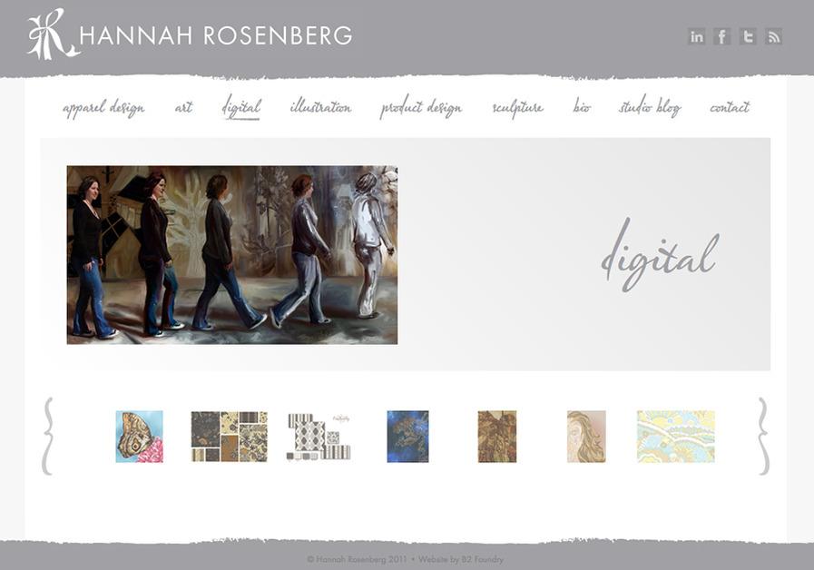 A great web design by B2 Foundry, San Francisco, CA: