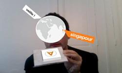 A great web design by Capsule5, Paris, France: