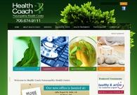 A great web design by Rock Solid HQ, Sudbury, Canada: