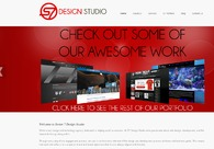 A great web design by S7 Design Studio, Detroit, MI: