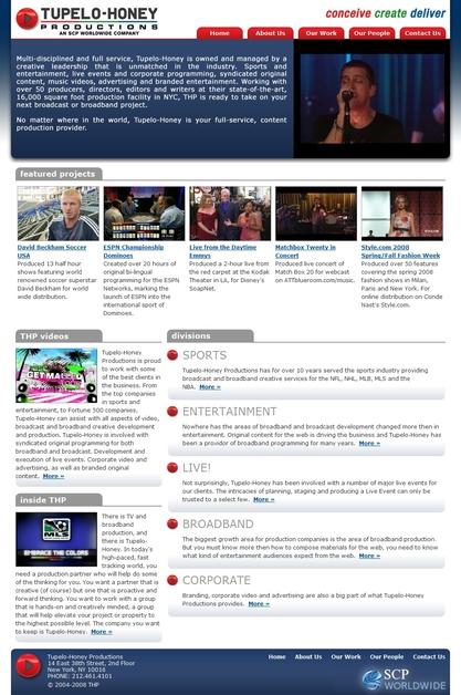 A great web design by Echoleaf, San Jose, Costa Rica: