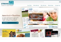 A great web design by Stiking Idea, Inc., San Diego, CA: