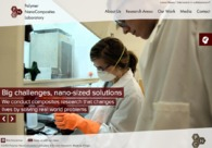 A great web design by Fringe Development, Pittsburgh, PA: