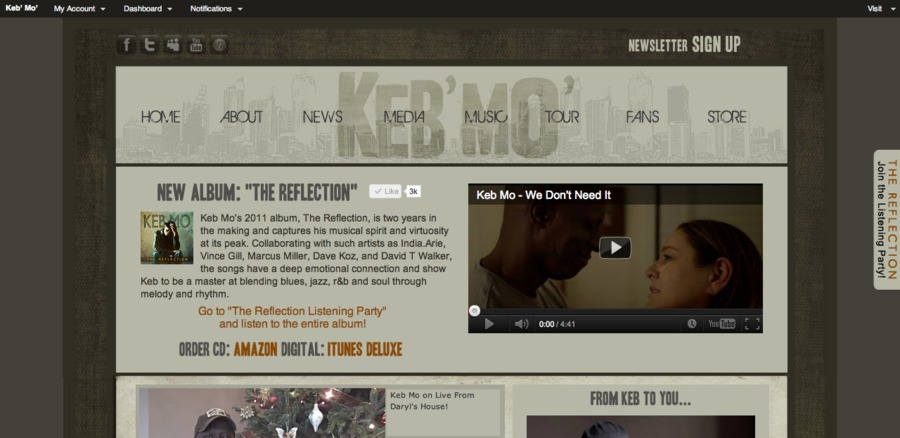 A great web design by Pamediadesign, Portland, ME: