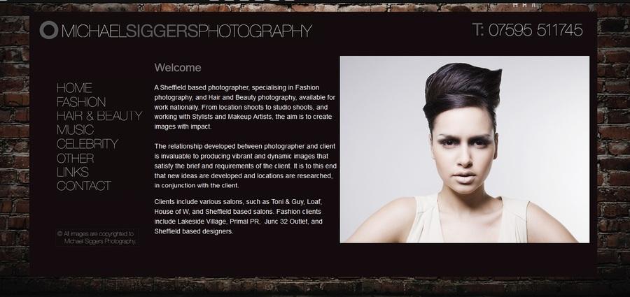 A great web design by Revolution Inc, Sheffield, United Kingdom: