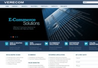 A great web design by Verecom Technologies, Chicago, IL: