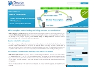 A great web design by medicaltranscriptionsservice, Diamond Bar, CA: