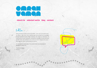 A great web design by Emrah Yaman, Istanbul, Turkey: