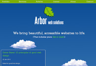 A great web design by Arbor Web Solutions, Miami, FL: