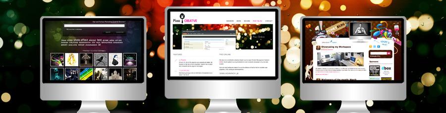 A great web design by Pixo Creative, Alkmaar, Netherlands: