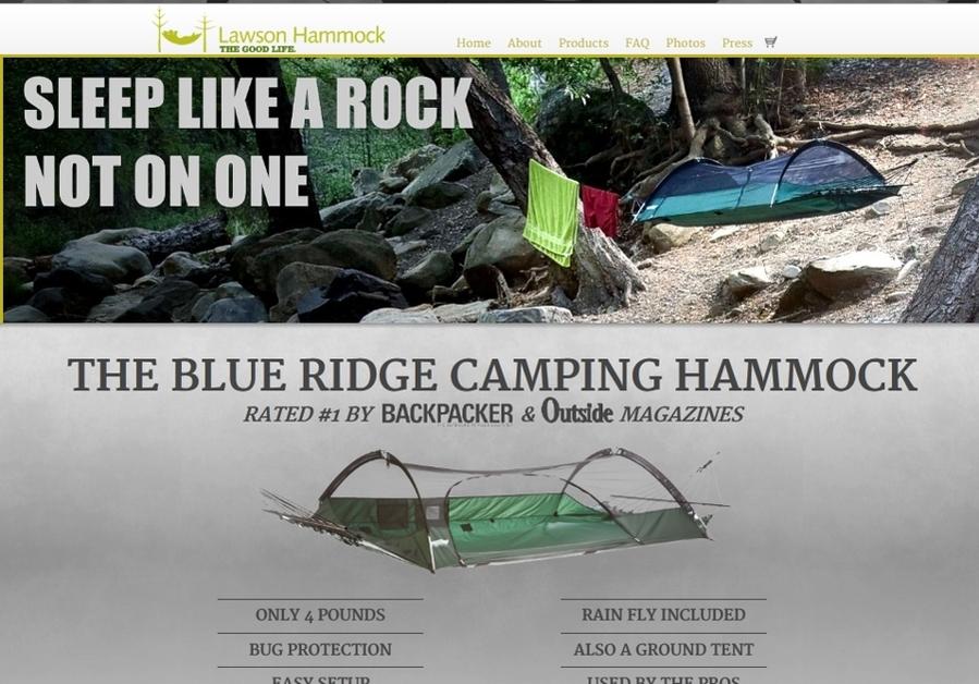 A great web design by Rhine Design, Appleton, WI: