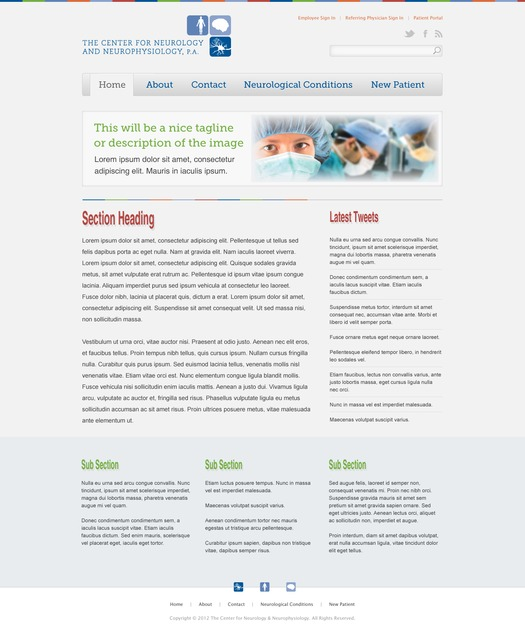A great web design by Terry Apodaca, Fort Worth, TX: