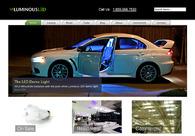 A great web design by Bryndustries, San Francisco, CA:
