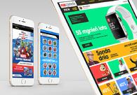 A great web design by SFERA Agency, Lodz, Poland: Responsive Website, Social/Community , Marketing , PHP
