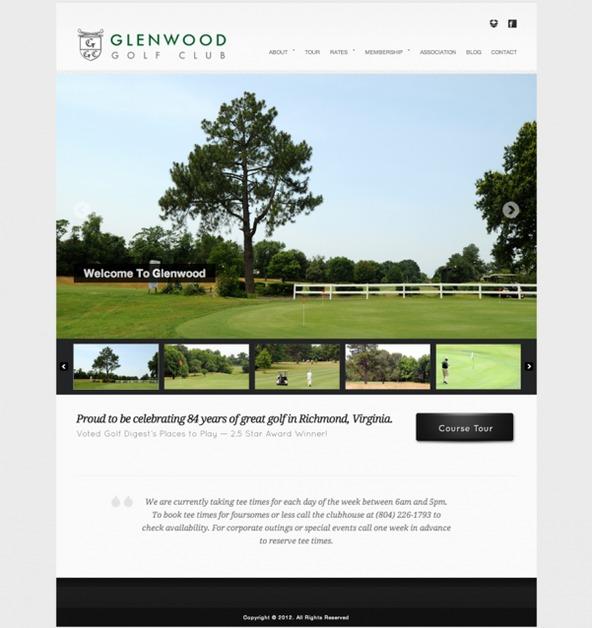A great web design by Ilnicki Studios, Richmond, VA: