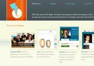 A great web design by Rodrigo Rego, Rio de Janeiro, Brazil: