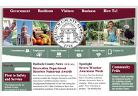 A great web design by Misyte.com, Savannah, GA: