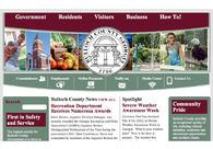 A great web design by Misyte.com, Savannah, GA: