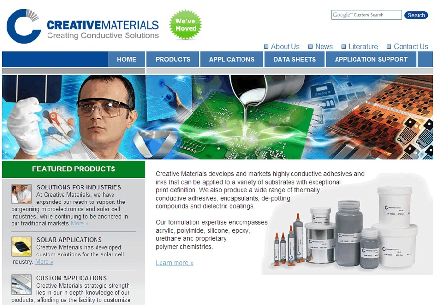 A great web design by Hochman Consultants LLC, Hartford, CT:
