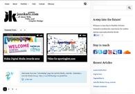 A great web design by Jaan Karu, Dublin  Ireland, Ireland: