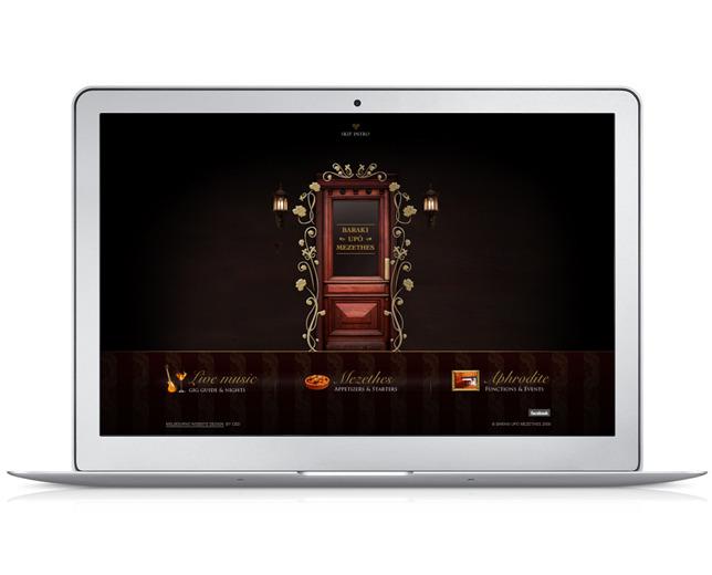 A great web design by Charles Elena Design, Melbourne, Australia: