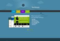 A great web design by Techboon, Dhaka, Bangladesh: