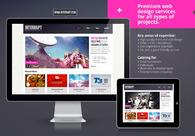 A great web design by Interrapt, London, United Kingdom: