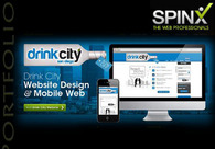 A great web design by Spinx Web Design, Los Angeles, CA: