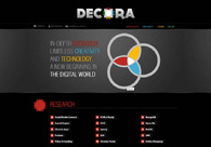 A great web design by Decora, Jakarta, Indonesia: