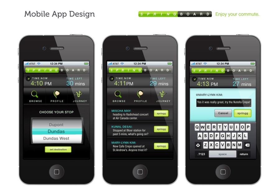 A great web design by Levitat3, Toronto, Canada: