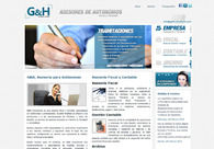 A great web design by SIX Informática, Cordoba, Spain: