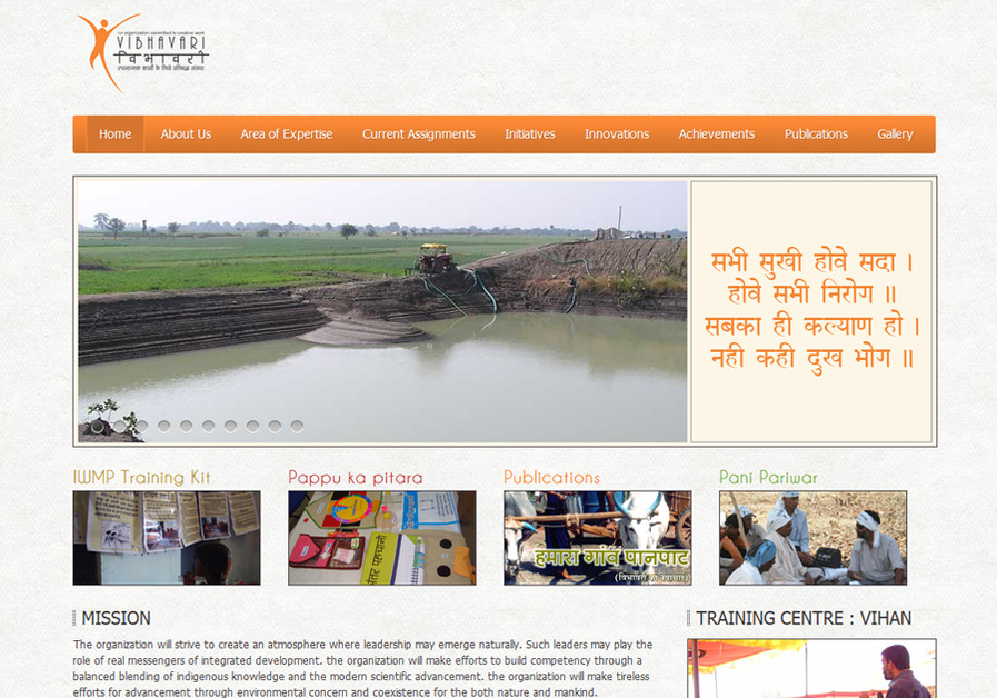 A great web design by Chetaru Web Link Pvt. Ltd., Indore, India: