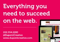 A great web design by Dupont Creative, Washington DC, DC: