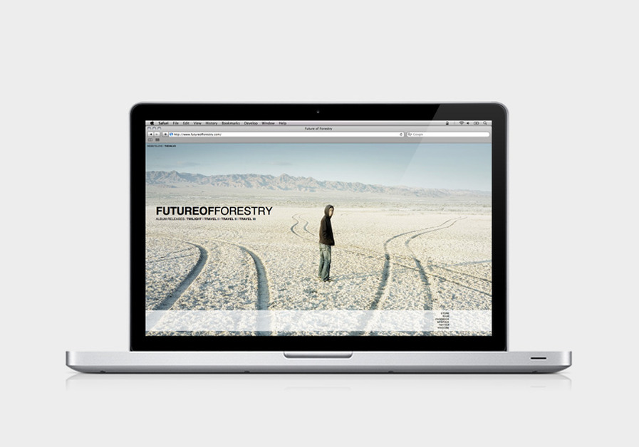 A great web design by Vrasa, Nashville, TN: