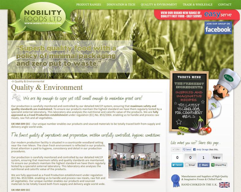A great web design by Neovu Web Development, Southampton, United Kingdom: