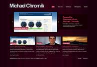 A great web design by Michael Chromik, Mainz, Germany: