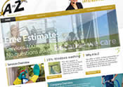 A great web design by DaTerra Web, San Francisco, CA: