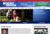 A great web design by CLH Designs, Toronto, Canada: