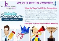 A great web design by Fogg Media, Mumbai, India: