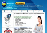 A great web design by Nexus Software Systems, Bangor, ME: