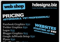 A great web design by hdesignz.biz, San Diego, CA: