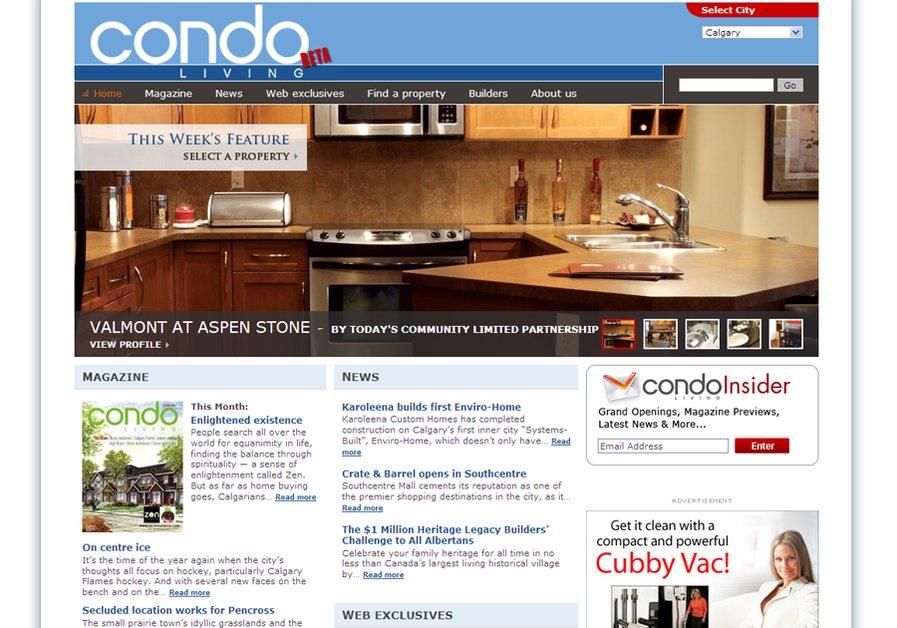 A great web design by Cogneva, Calgary, Canada: