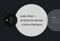 A great web design by Atomic Duo, Prague, Czech Republic: