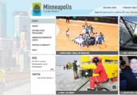 A great web design by 10fold Solutions, Minneapolis, MN: