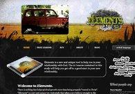 A great web design by Elemental media, Bratislava, Slovakia: