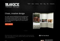 A great web design by Blakice Media Group, Raleigh, NC: