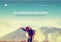 A great web design by Magnet Co., Cincinnati, OH: